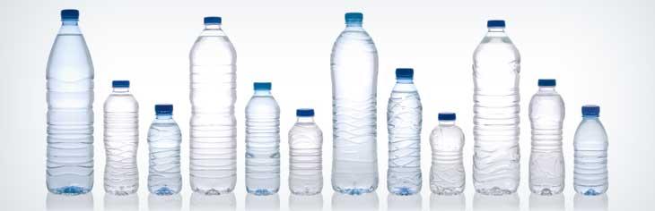 بطری آب PET