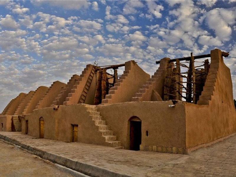قدیمی ترین آسیاب بادی ایران